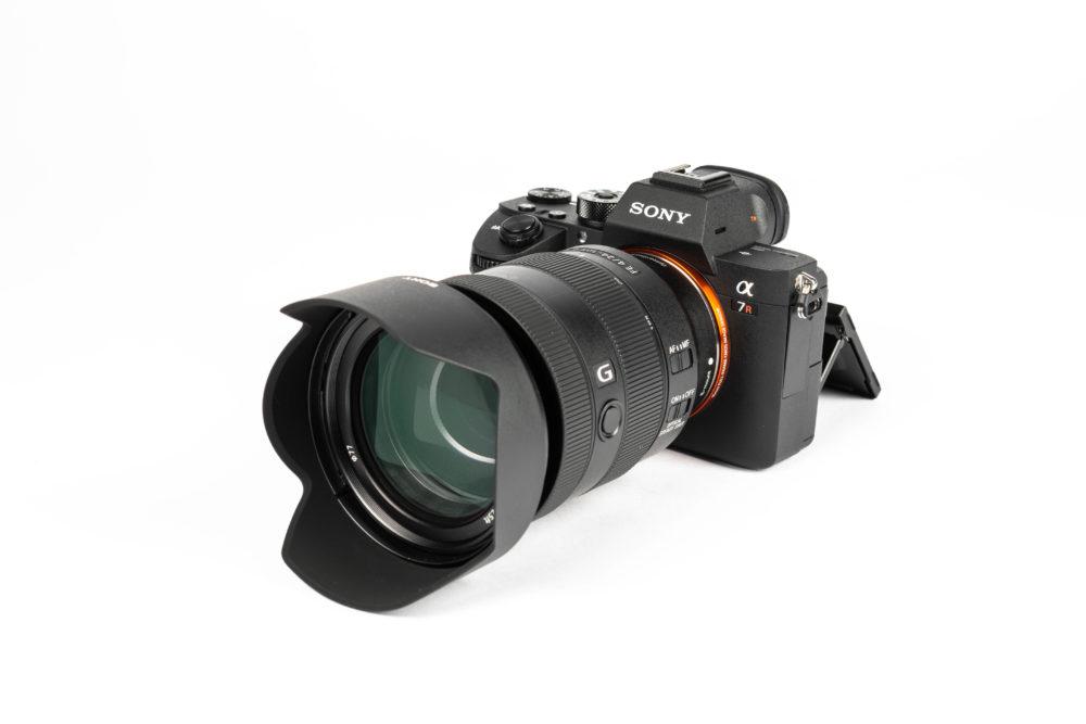 Podcast Gear - Kamera - Sony a7RIII