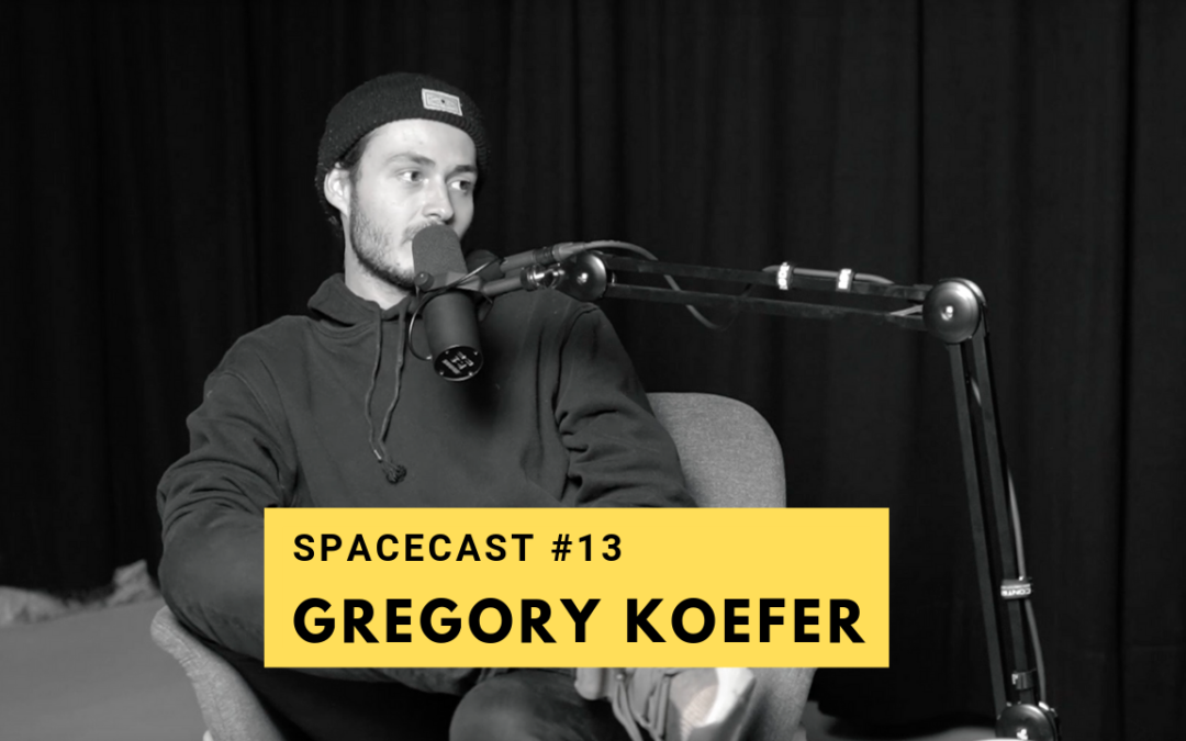 SpaceCast #13 – Gregory Koefer