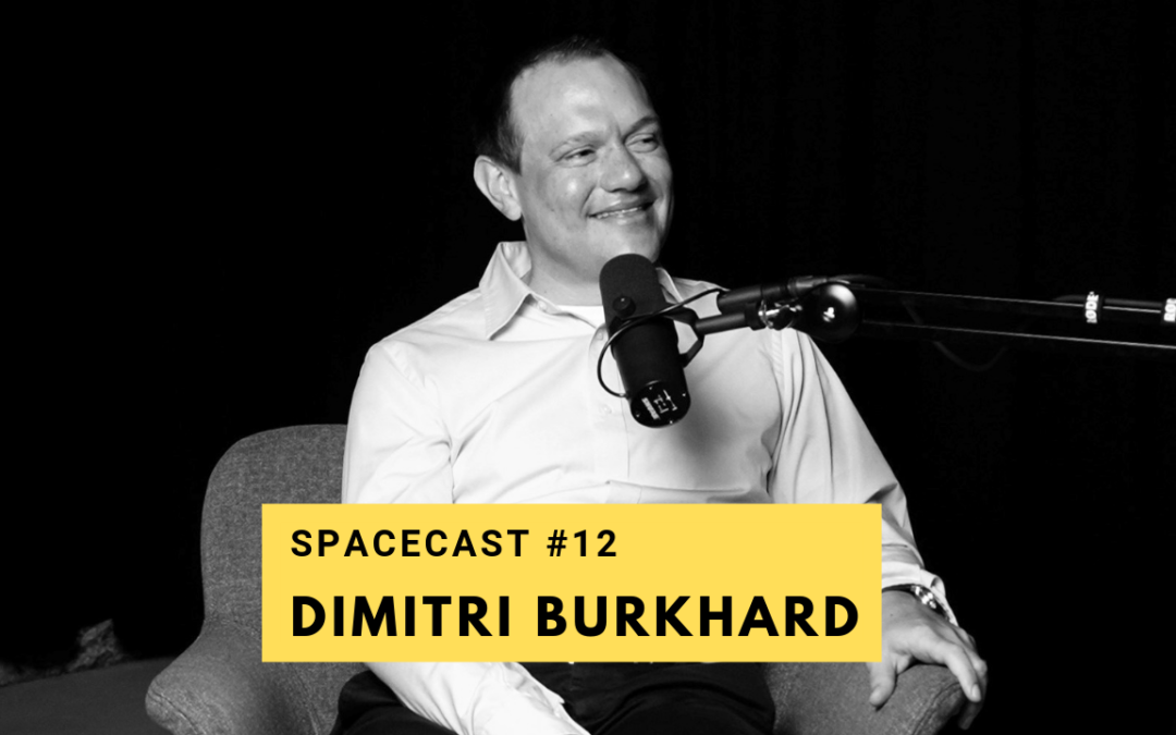 SpaceCast #12 – Dimitri Burkhard – Newly Swissed