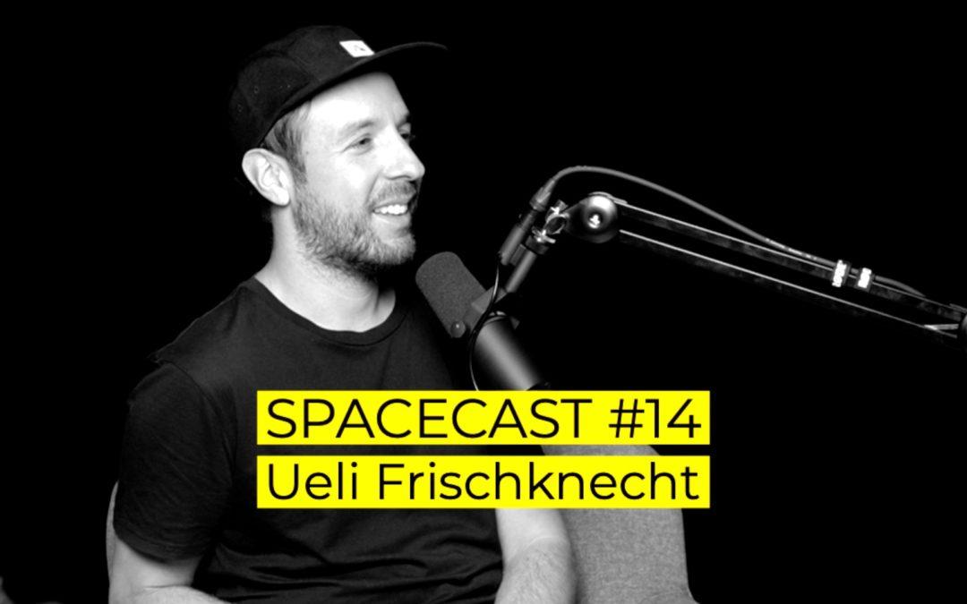 SpaceCast #14 – Ueli Frischknecht – runawayueli