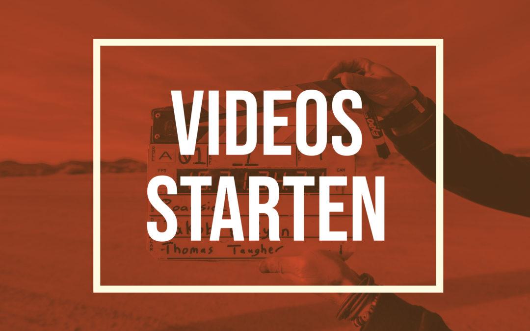 Videos für Social Media