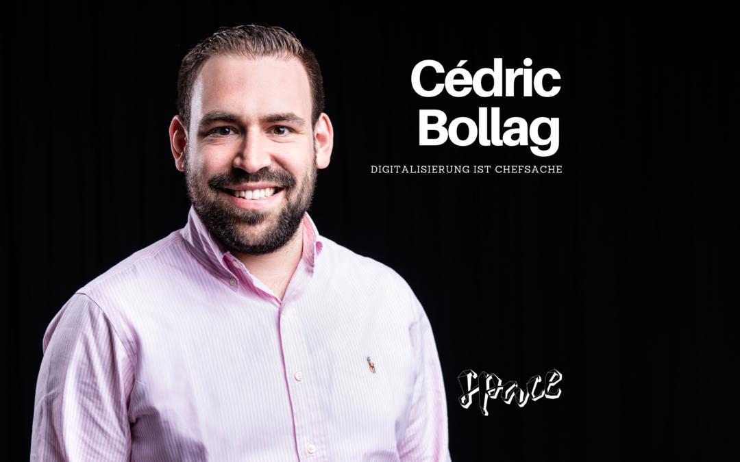 Cédric Bollag – CEO & Founder