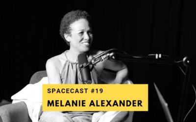 SpaceCast #19 – Melanie Alexander – peacekeeper