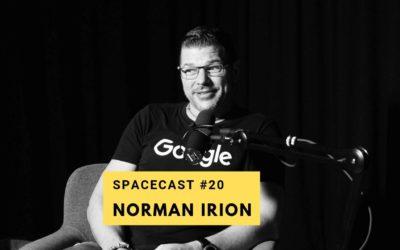 SpaceCast #20 – Norman Irion