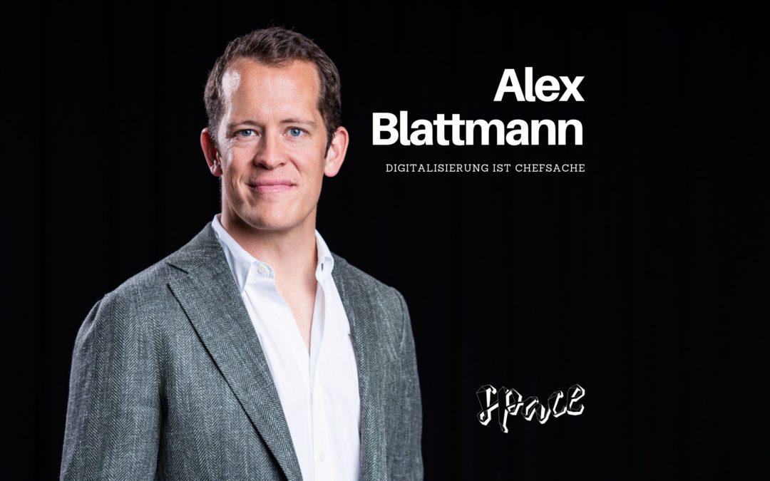 Alex Blattmann – CEO MaxBrain AG