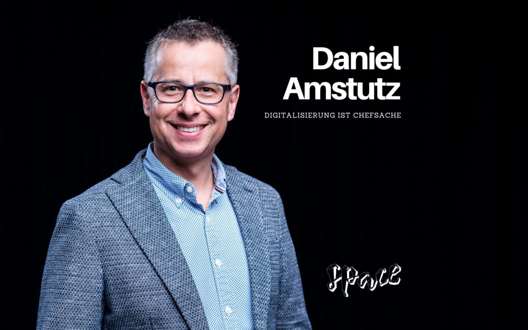 Daniel Amstutz – Marketing Leiter, Kyocera