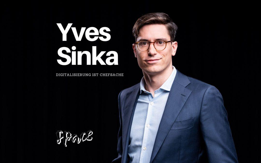 Yves Sinka – Partner bei Y7K
