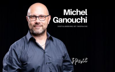 Michel Ganouchi – Owner & CEO recruma GmbH