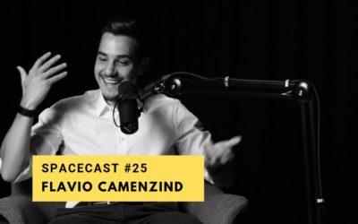 SpaceCast #25 – Flavio Camenzind