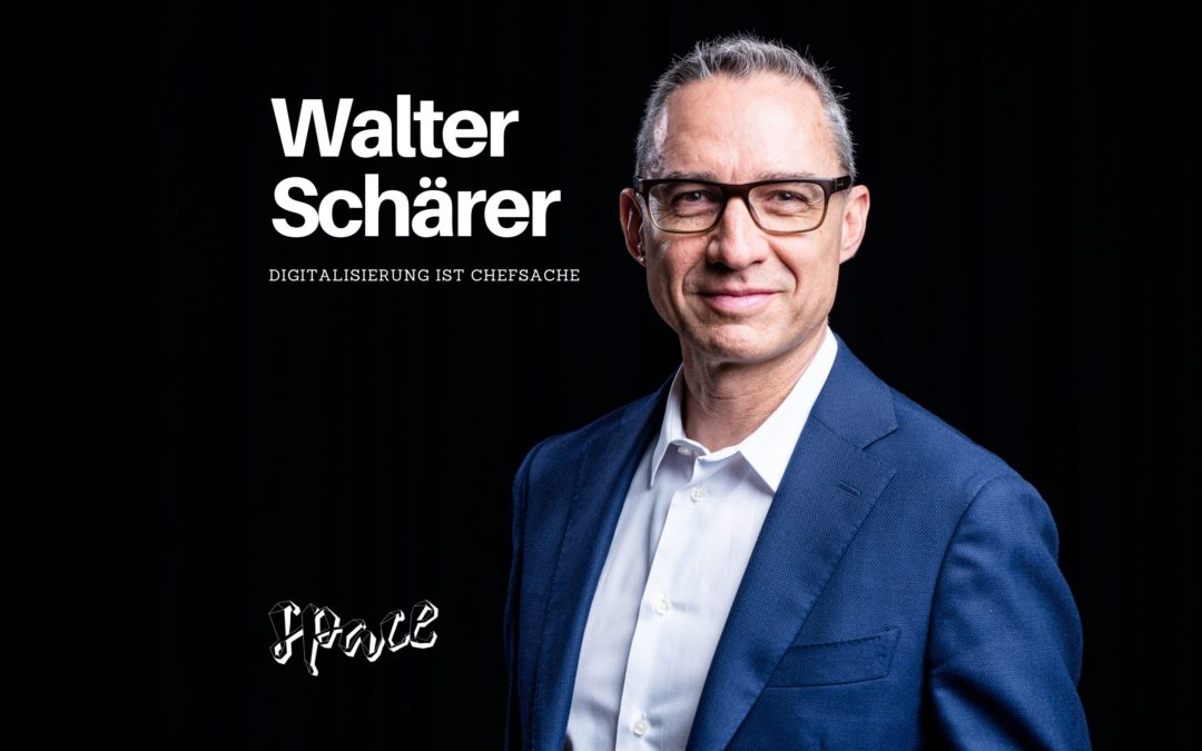 Walter Schärer – Director Marketing & Business Development Blueglass Interactive AG